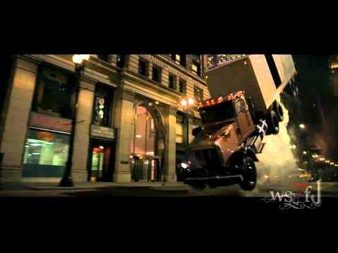The Dark Knight (film) - Darkest days by Nine Lashes
