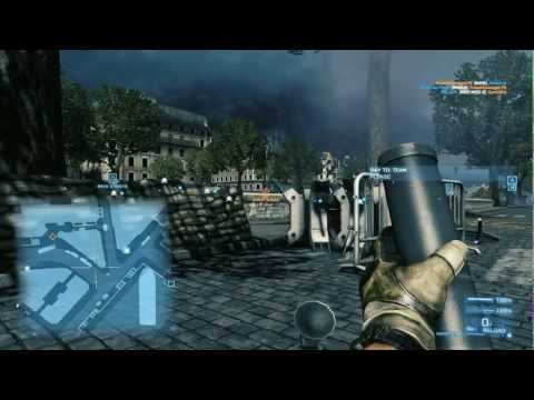 Battlefield 3 M224 Mortar PC Gameplay HD