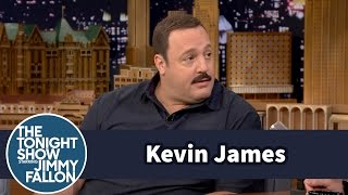 Kevin James Has Strict Rules for Putting His Kids to Bed