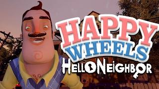 Niveles Epicos De Hello Neighbor En Happy Wheels
