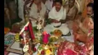 Lokesh-Brahmani Engagement Video-1