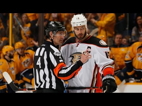 Ryan Getzlaf of Ducks fined $10,000 by NHL For Abusive Language
