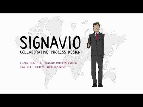 Successful Process Management with the Signavio Process Manager — Explanation Video