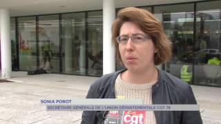 Travailleurs sans papiers : la CGT face au groupe Sodexo