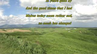 "Carpenters ""Yesterday Once More"" with lyrics カーペンターズの日本に..."