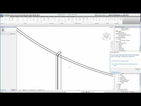 Snøhetta: Creating curved Curtain Panels with Parts in Revit