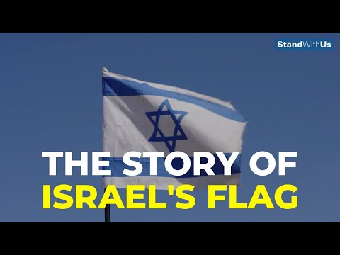 The Story Of Israel's Flag