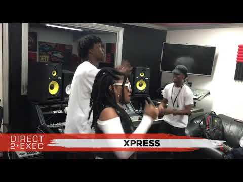 Xpress Performs at Direct 2 Exec Bay Area 9/10/17 - Atlantic Records