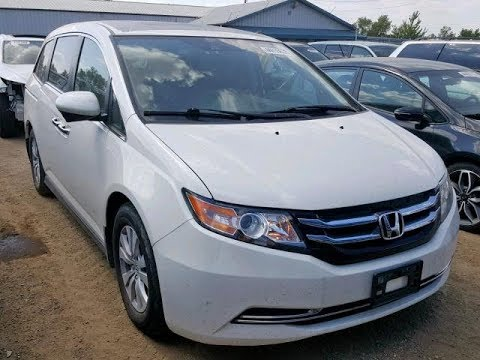 Honda Odyssey Air Filter + Cabin Filter Change / Replacement