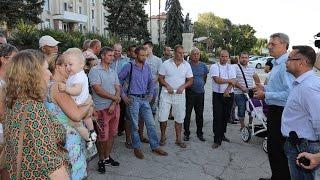 Чубашенко в Чимишлии: Молдова из «дома престарелых» может превратиться в огромное кладбище