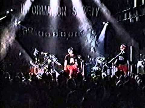 53-INFORMATION SOCIETY - Running (Live In Minneapolis 92) (1986)