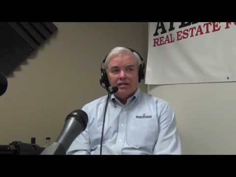 David Clough with Waterford Homes on Atlanta Real Estate Forum Radio