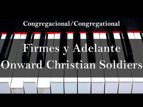 Firmes y Adelante // Onward, Christian Soldiers - PIANO