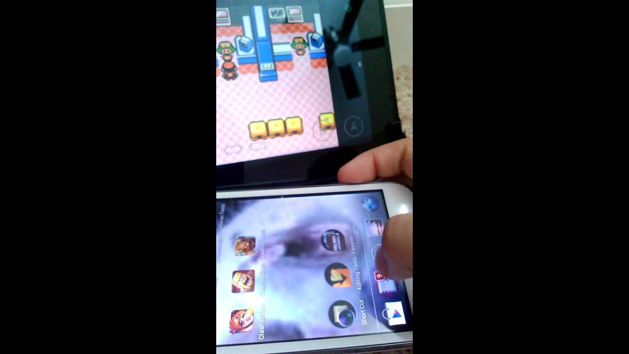 android gba emulator trade pokemon
