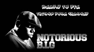 The Notorious Big - Things Done Changed - Lyrics HQ