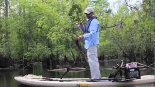 Native TV : Exploring The Flooded Backwaters of The Neuse River by Versa Board