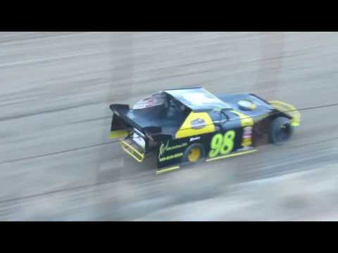 Desert Thunder Raceway I.M.C.A Sport Mod Heat Races 4/13/18