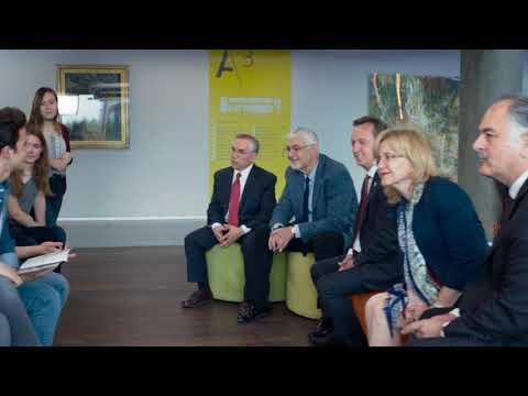 MEF Üniversitesi - 2018 Tanıtım Filmi (22 sn)