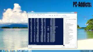 Windows 8 CP | Powershell 3.0 & ISE Quick Look