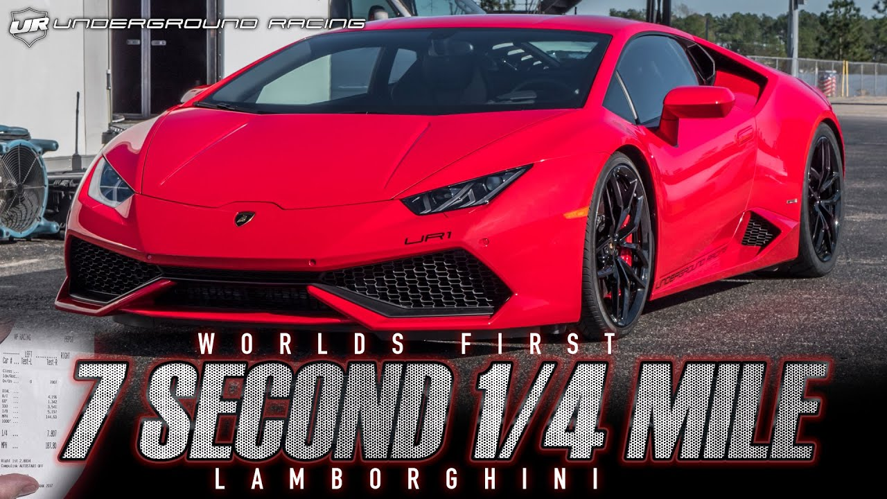 underground racing tt lamborghini huracan 1 4 mile pass youtube. Black Bedroom Furniture Sets. Home Design Ideas