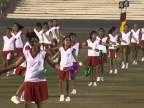 YPS Patiala Sports Day 2011/Aerobics