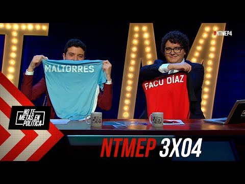 No Te Metas En Política 3x04 | San Francisco Franco de todos los mákenas #NTMEP (22.11.2018)