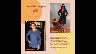 Conversación con Josefina Santacruz: 17 de abril, 2020