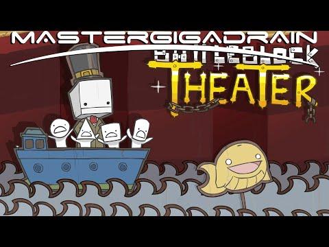 Chapters 3-4   BattleBlock Theater   MasterGigadrain