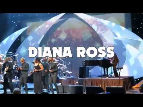 Diva Las Vegas:  Diana Ross - Q & A and  Reach Out & Touch (Feb 9, 2018 - Wynn Encore Theater,)