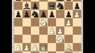 Australian Masters Chess Championship: Bobby Cheng vs Erik Teichmann