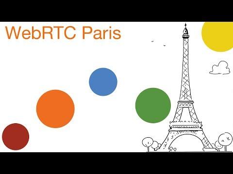 WebRTC Paris Meetup @ Google - 10/02/2014