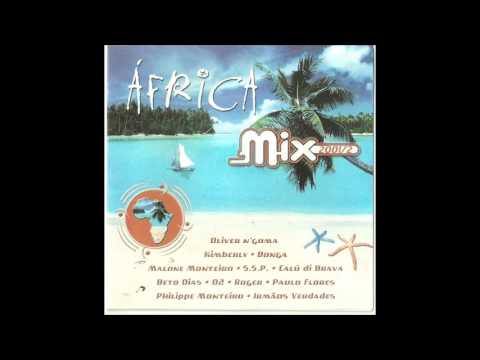 Africa Mix 2001/02 CD completo