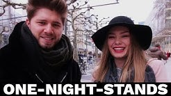 ONE-NIGHT-STAND? | Straßenumfrage