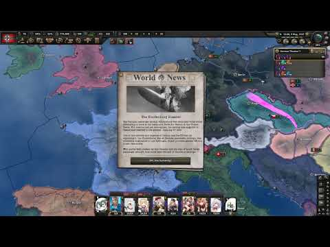 Why Die for Danzig + Shaken, Not Stirred | Hearts of Iron IV |