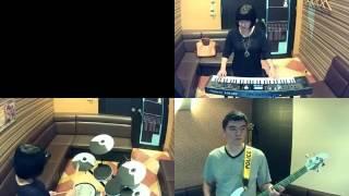 JOYSOUND MAX で演奏してみました。(Dr.えりな Bass.マジックHOSHI and...
