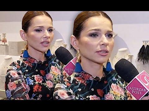 Paulina Sykut popłakała się podczas wywiadu