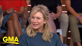 Renee Zellweger talks channeling Judy Garland in 'Judy' | GMA