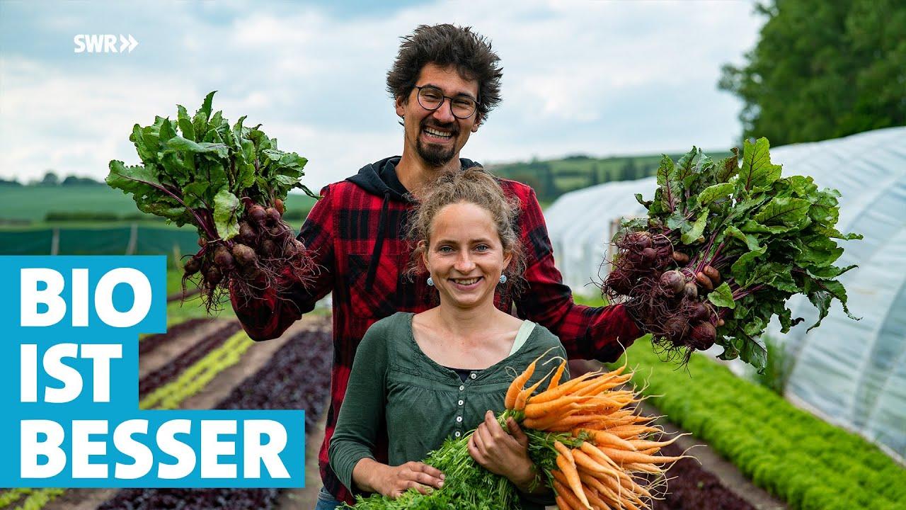 Market Gardening Bio Gemuseanbau Auf Kleiner Flache Swr Heimat Menschen In Rheinland Pfalz Youtube