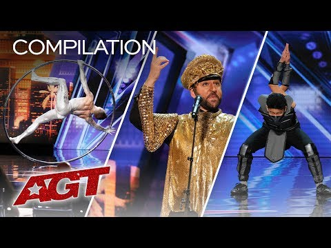 Talent So Amusing That You Can't Stop Watching! - America's Got Talent 2019
