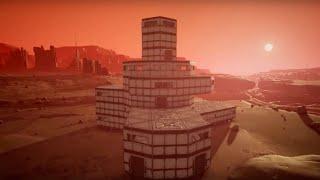 Memories of Mars Official Dev Diary: Base Building
