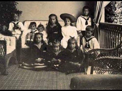 the-romanov-family-90-years