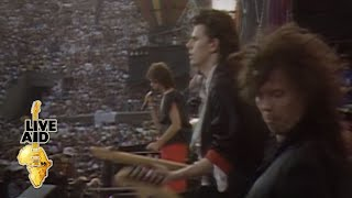 Powerstation - Get It On (Live Aid 1985)