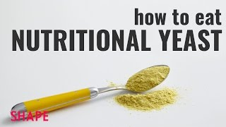How to Eat Nutritional Yeast | How To Eat | Shape