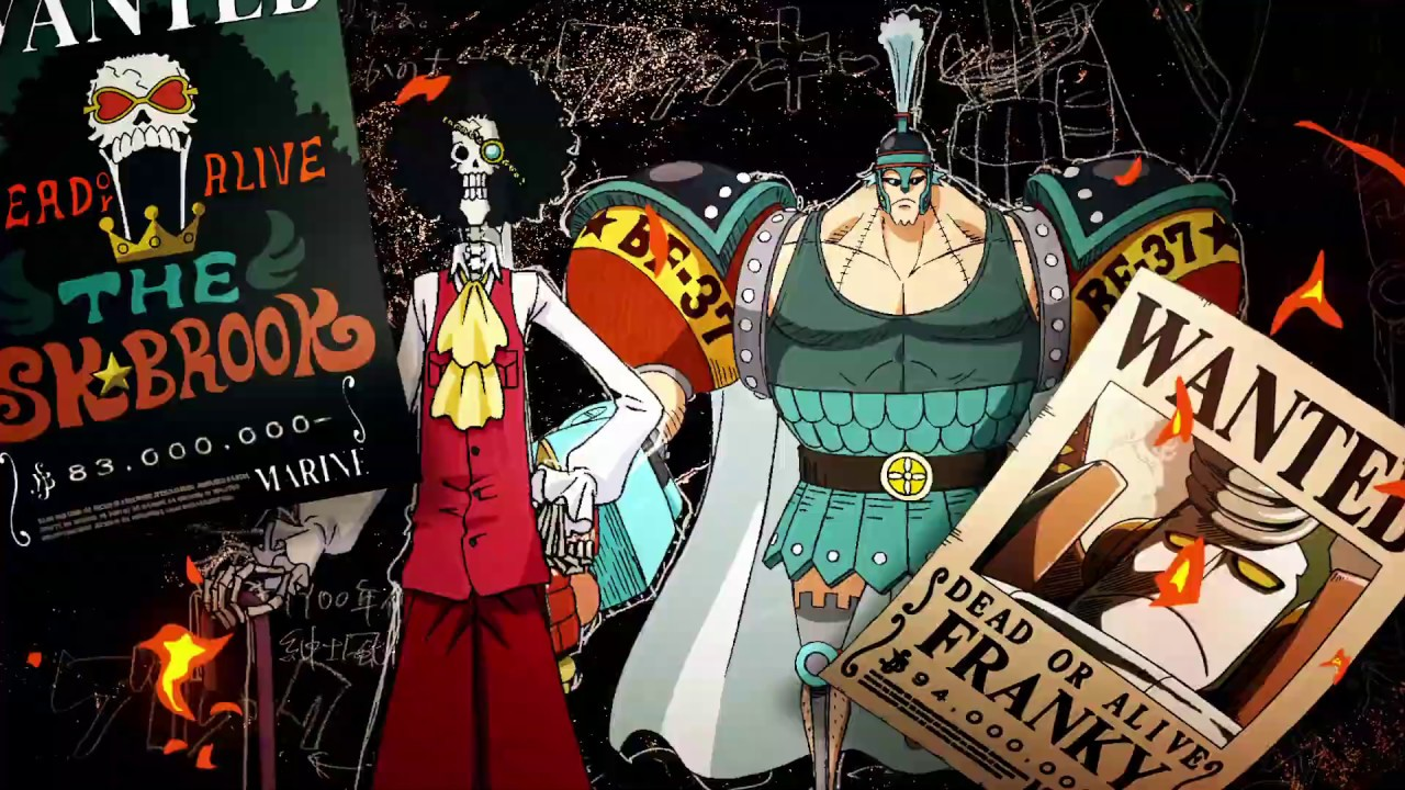 """""""ONE PIECE STAMPEDE """" ¦ Official Teaser Trailer 2 - YouTube"""