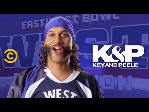East/West Bowl: Pro Edition - Key & Peele