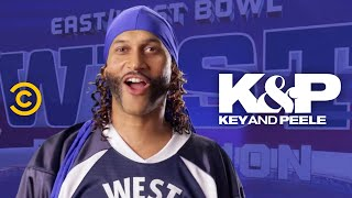 East/West Bowl: Pro Edition - Key & Peele YouTube Videos