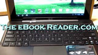 ASUS Transformer Keyboard Dock Review