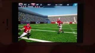 NFL Pro 2013 - обзор Android игры