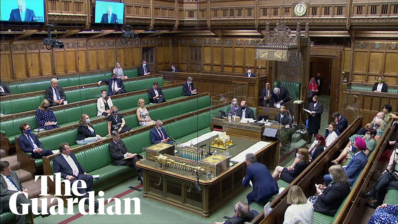Download PMQs: Boris Johnson takes questions in parliament – watch live