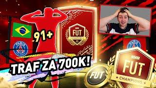 91+ 700.000 ZYSKU! NAGRODY ZA ELITĘ! FUT CHAMPIONS FIFA 20 JUNAJTED